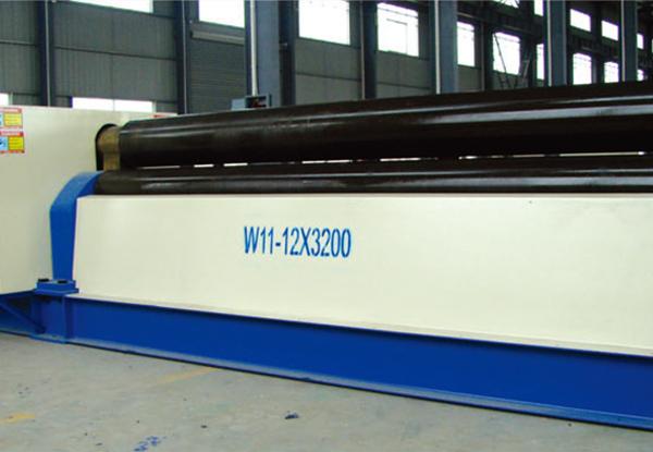 扬州机械式三辊对称卷板机