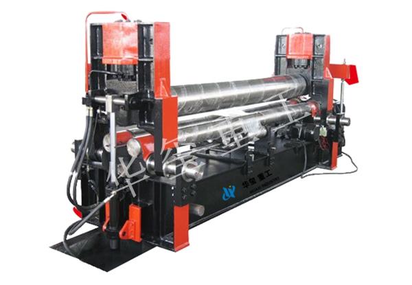 机械对称式卷板机