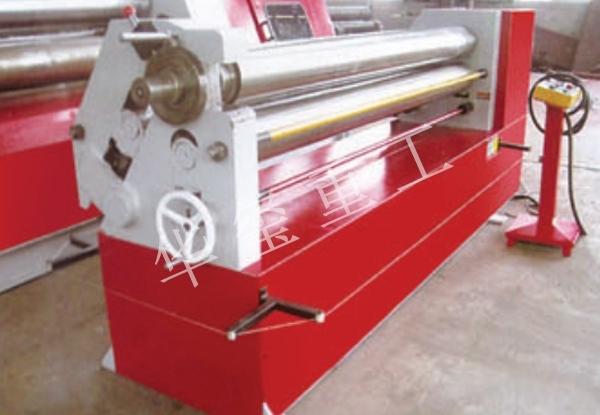 机械非对称式卷板机
