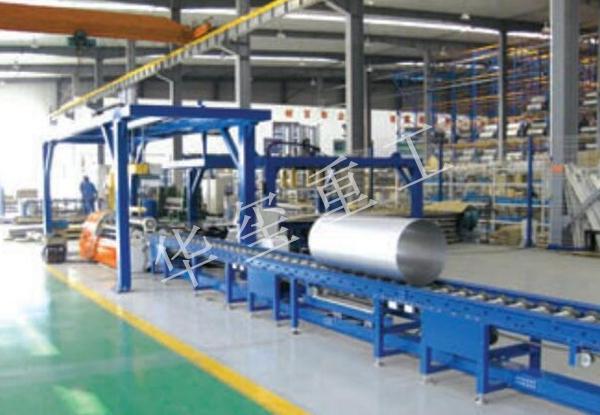LNG全数控四辊生产线
