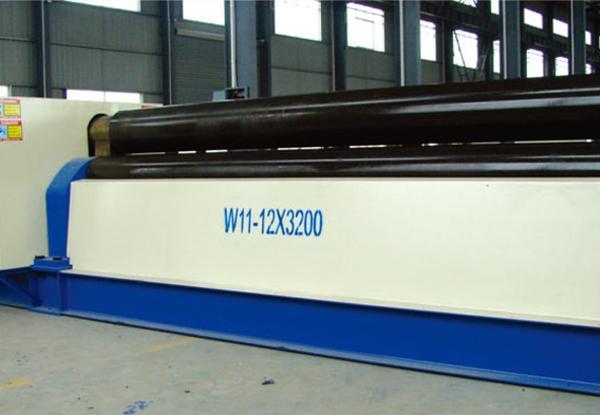 四川W11-系列机械式三辊对称卷板机