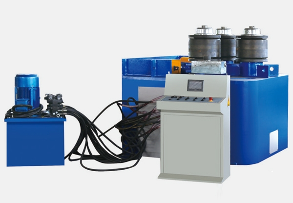 W24S-系列全液压型材弯曲机