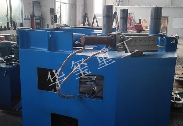 全液压型材弯曲机